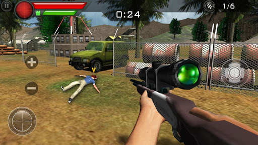 Sniper Shooting Free
