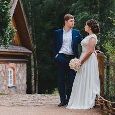 Wedding photographer Lev Solomatin (photolion). Photo of 14.10.2017