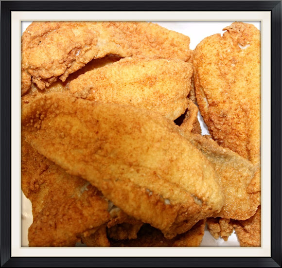 CODY'S FRIED FISH