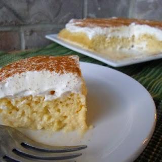 Authentic Pastel de Tres Leches (Tres Leches Cake)