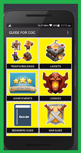 Guides for Clash of Clans 2.1.1 screenshots 1