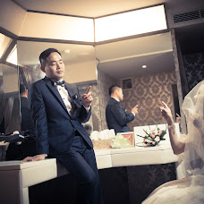 婚礼摄影师Dennis Chang(DennisChang)。05.01.2018的照片