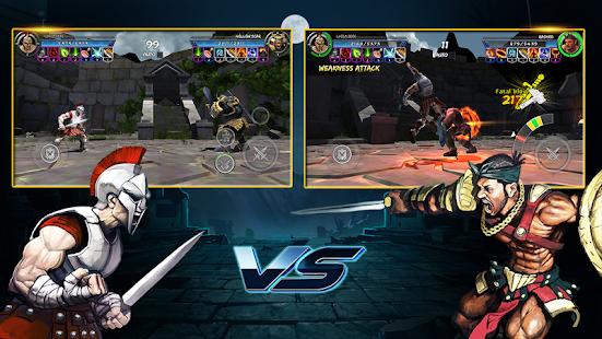 Battle Fight : VS Fighting 14