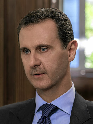 Bashar al-Assad. Picture: SANA/REUTERS