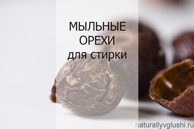 мыльные орехи мукуроси для стирки | Блог Naturally в глуши