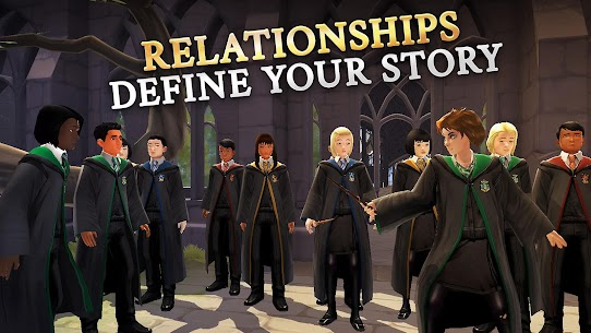 Harry Potter: Hogwarts Mystery Apk MOD (Unlimited Energy) 5
