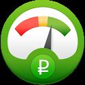 Сберометр: курс доллара завтра icon