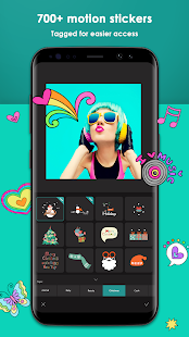 Vimo – Video Motion Sticker and Text 11