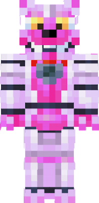 Five Night At Freddy's Sister Location's Funtime Foxy