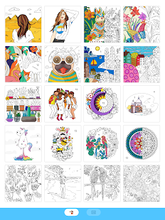 Paint.ly Color by Number - Fun Coloring Art Book poster