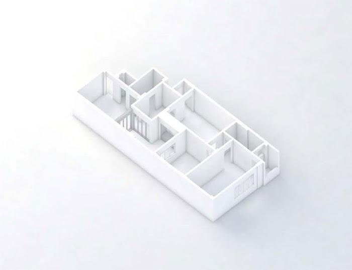 Departamento para una actriz - 0E1 Arquitectos