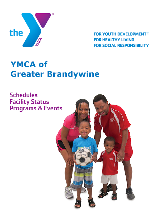 YMCA of Greater Brandywine- screenshot