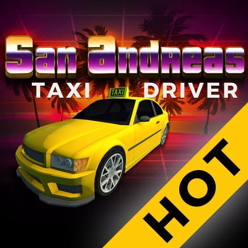 San Andreas Taxi Driver