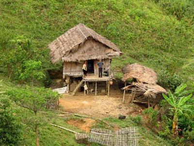 Vietnam mountain biking big loop