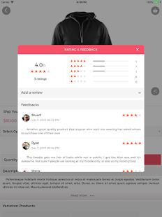 Admin app for WooCommerce Screenshot