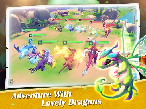Dragon Tamer apktram screenshots 13