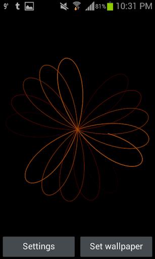Spiro - Live Wallpaper
