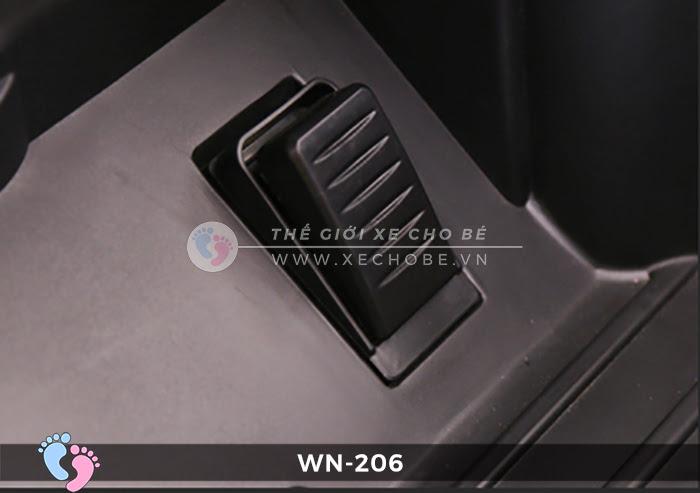 Xe hơi điện địa hình cho bé WN-206 9