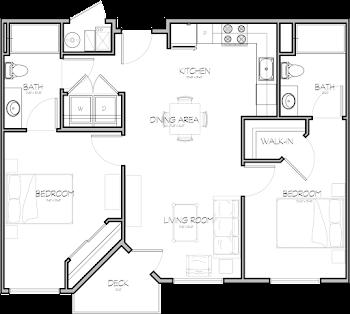 Go to Cottonwood Floorplan page.