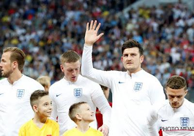 Bonne nouvelle pour l'Angleterre : retour d'un cadre à l'entraînement