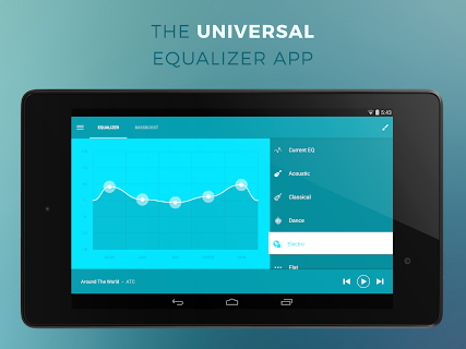 EQ - Music Player Equalizer screenshot 12