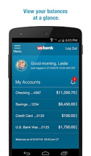 U.S. Bank Screenshot 2