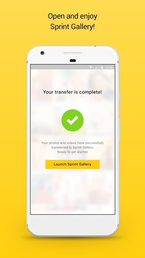 Sprint Protect- screenshot