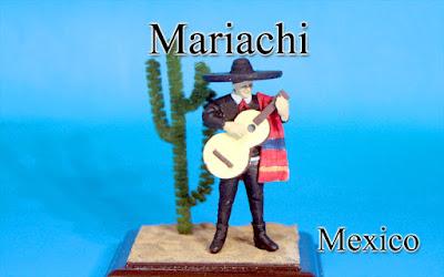 Mariachi -Mexico-