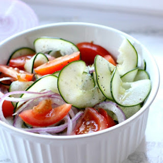easy tomato cucumber salad i heart vegetables cucumber purple onion ...