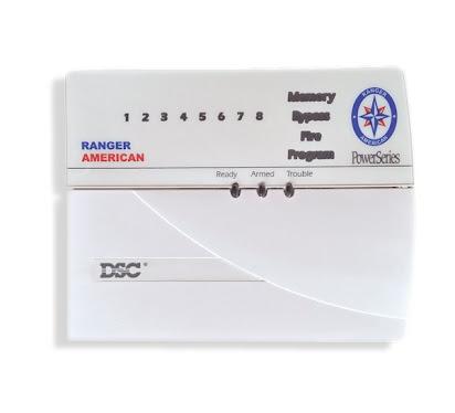 Ranger american dsc alarm manual
