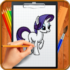 Learn How to Draw Little Pony icon