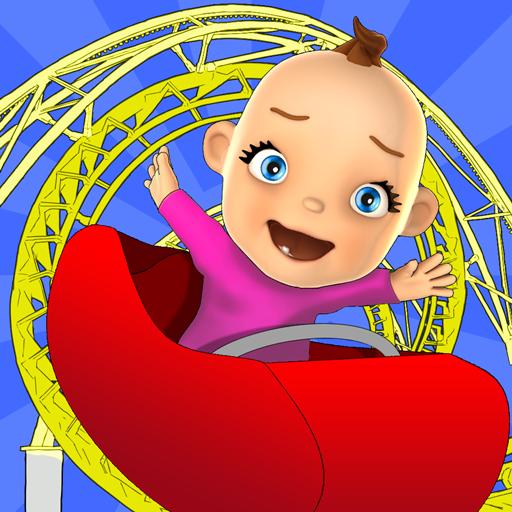 Baby Fun Park - Baby Games 3D Icon