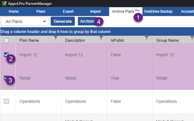 Apps4.Pro PlannerManager