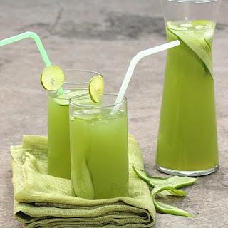 Cucumber Lemony Cooler.