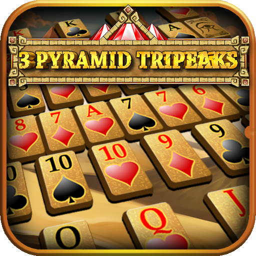 3 Pyramid Tripeaks Solitaire 紙牌 App LOGO-硬是要APP