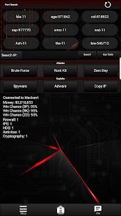 Glitch, Hacking Simulator Game - náhled