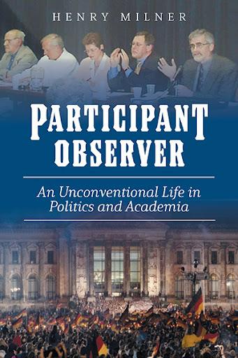 Participant/Observer cover