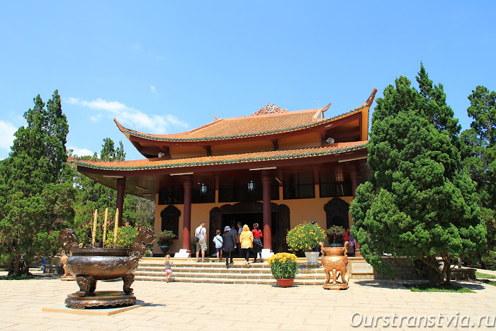 Пагода Чук Лам, Вьетнам