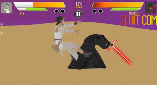 Lightsaber Wars Battle of Jedi Fighters  screenshots EasyGameCheats.pro 4