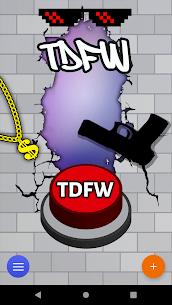 TDFW deal with it | Meme Sound Prank Button 1