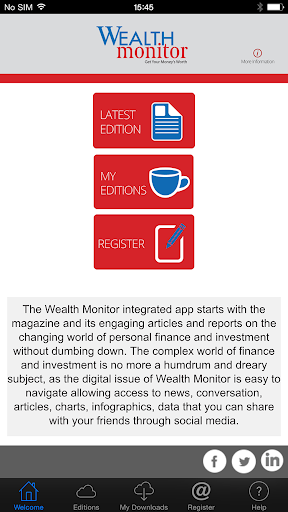 Wealth Monitor