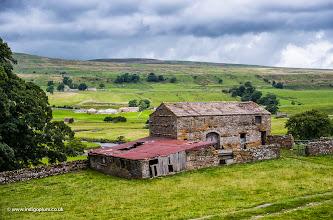 Photo: Barn, Wensleydale