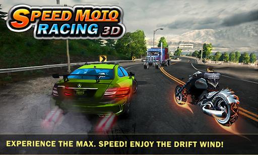 Speed Moto Racing 3D