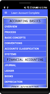 Learn Accounts Complete Guide - náhled