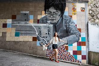 Photo: Seoul  .... streetart & happy sunday ;-))  #streetphotography  #streetartphotography