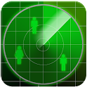 Radar Scanner People Prank icon