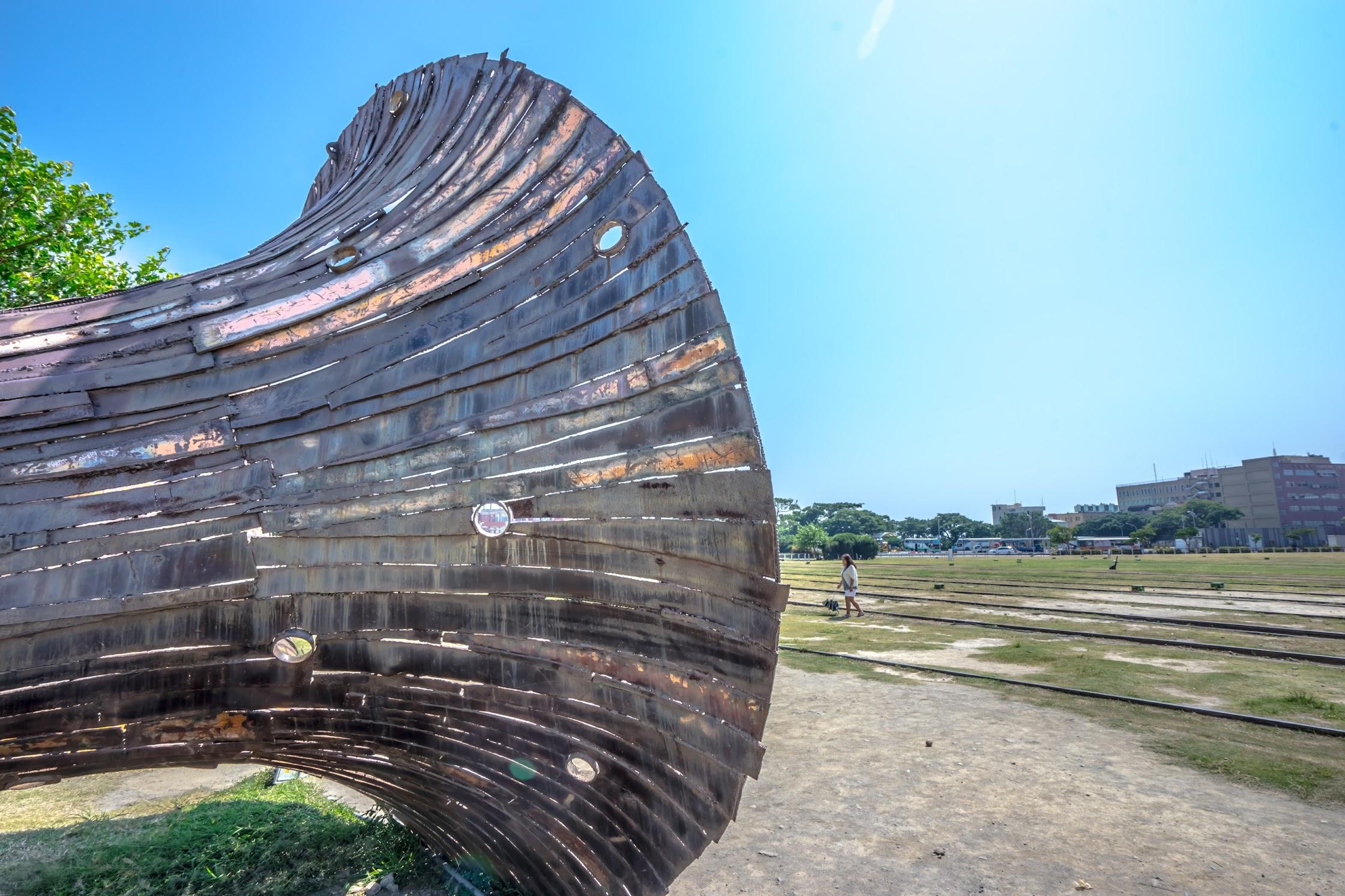 Kaohsiung Hamasen Railway Cultural Park7