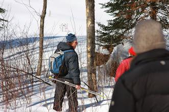 Photo: Tim Ginnett, professor of wildlife ecology at the University of Wisconsin-Stevens Point
