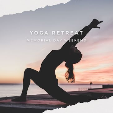 Yoga Retreat - Instagram Post Template