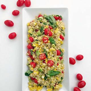 Summer Couscous Salad.